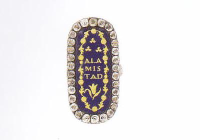 18世紀指輪