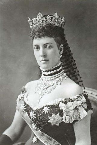 アレキサンドラ妃