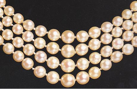 1920年養殖真珠
