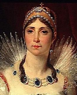 ジョゼフィーヌのサファイヤ